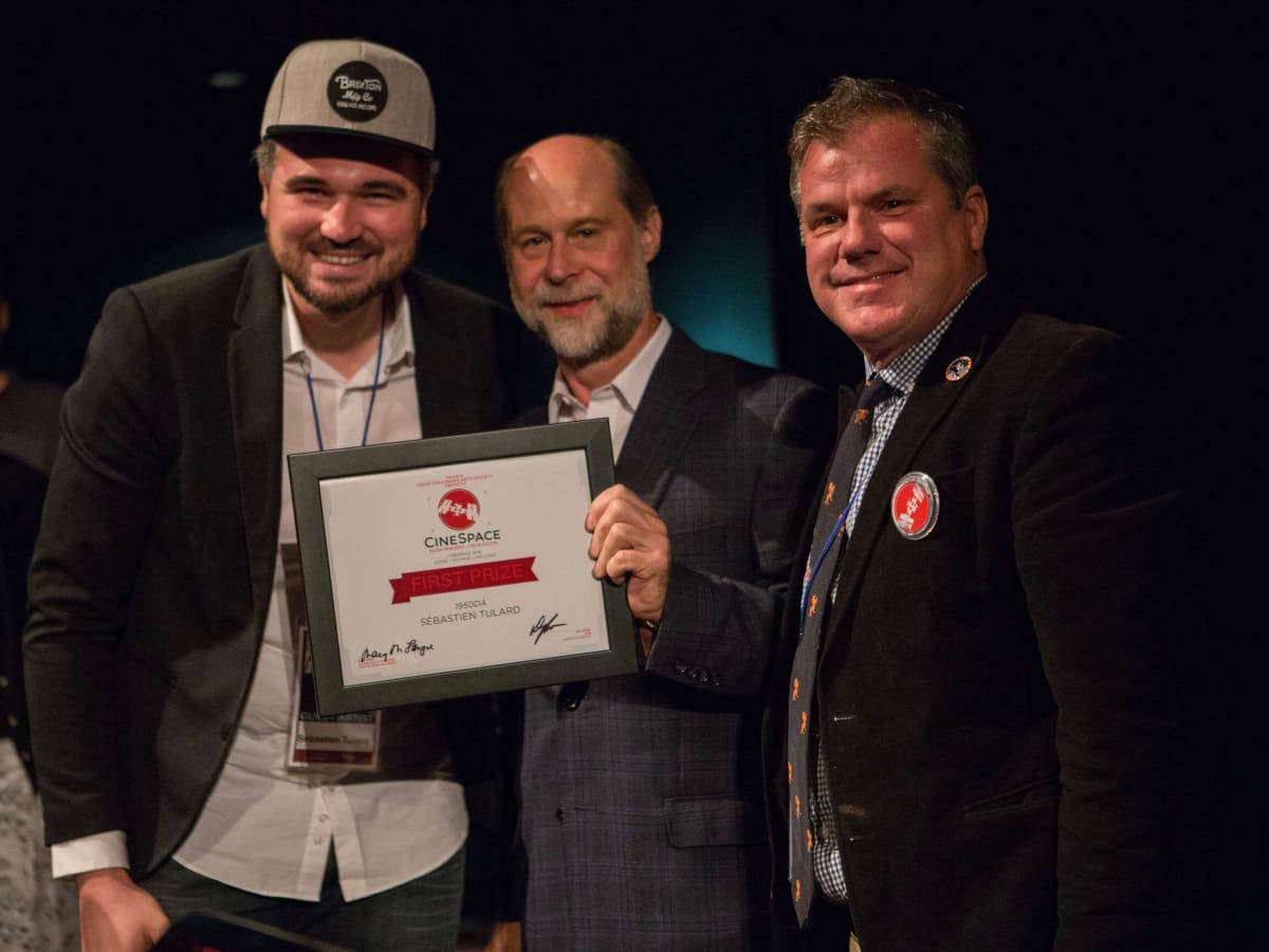 CineSpace 16-Sebastien Tulard, Dan Jacobs, Patrick Kwiatkowski