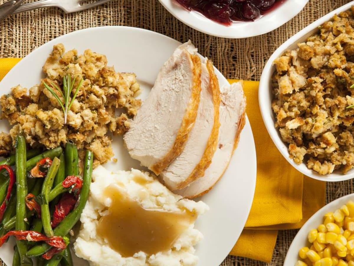 Trace W Austin hotel Thanksgiving turkey