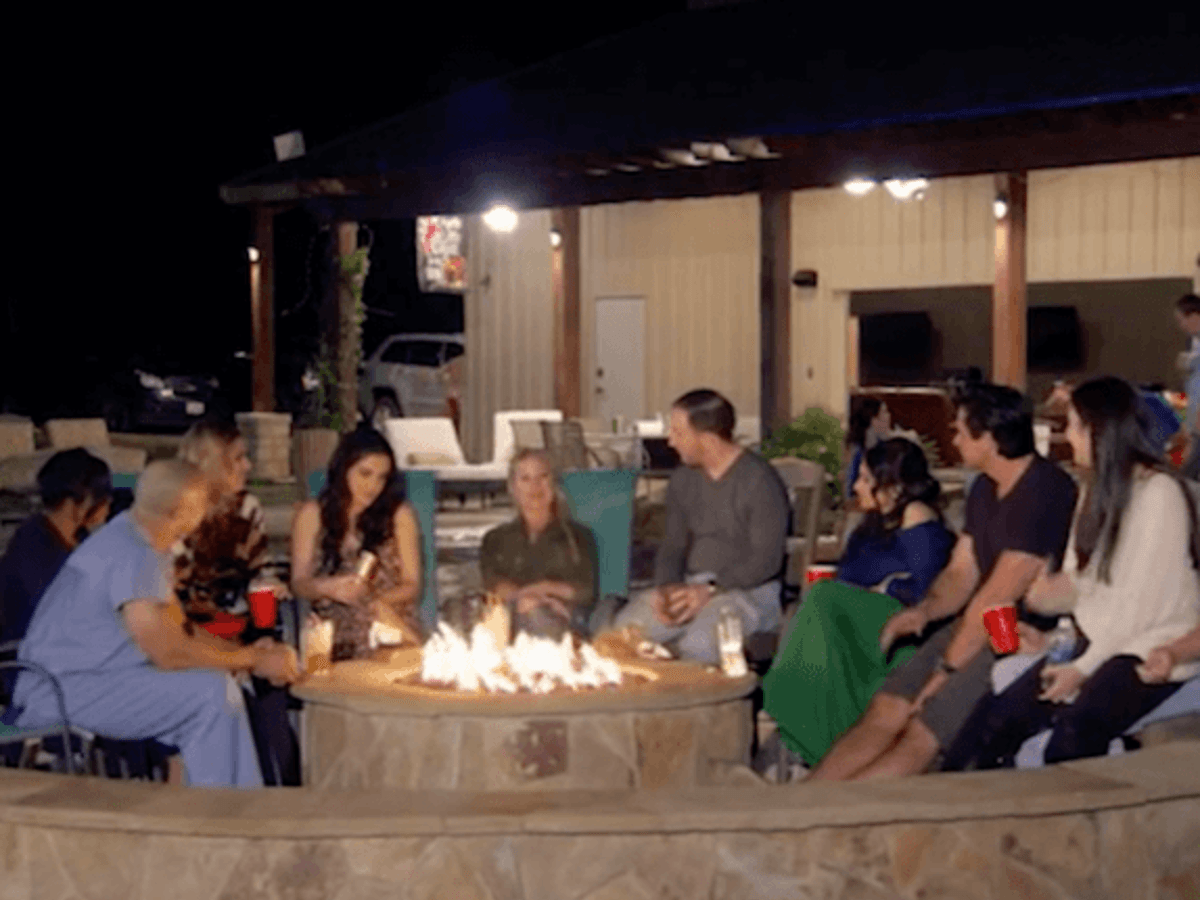 Married to Medicine Houston episode 3 recap fire pit