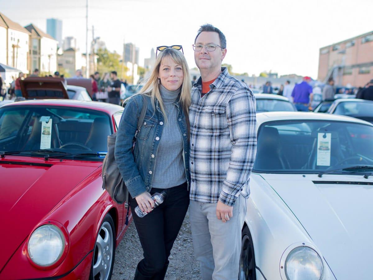 Houston, TejasTreffen Porsche event, Nov 2016, Rob Spragg, Shannon Cunningham