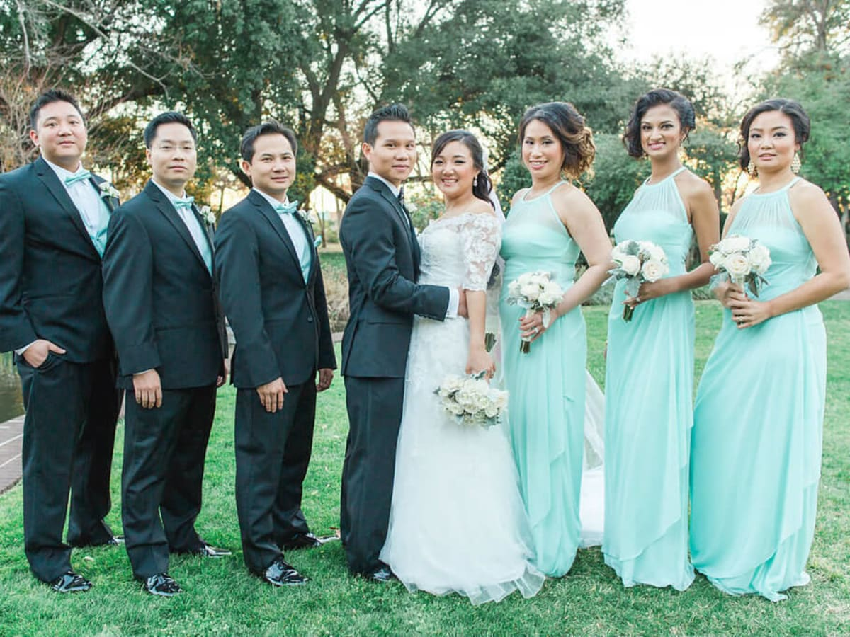 Sara and Hieu Luu wedding