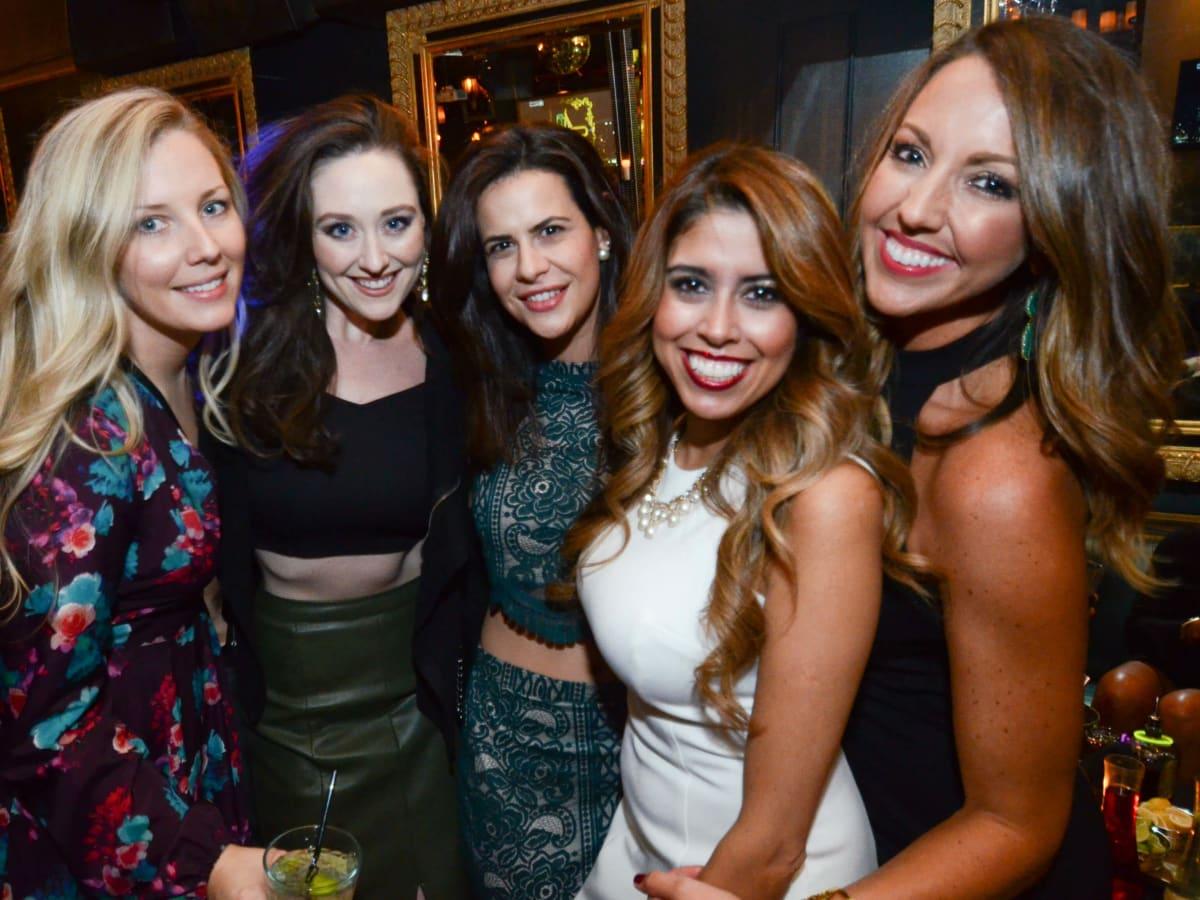 Kristen Graska, Kay Weir, Chela Moros, Laura Ailshire, Amy Hartt