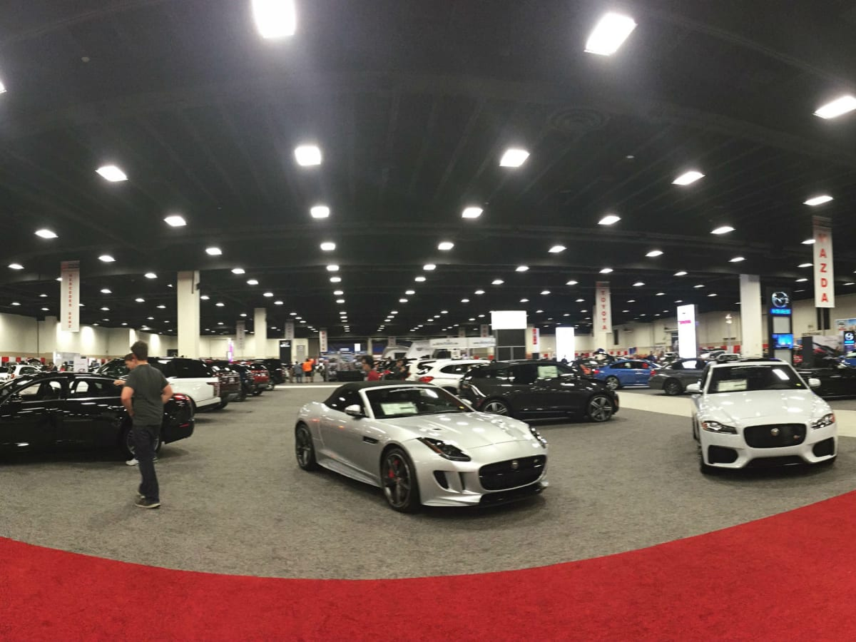 DFW Auto Show in Fort Worth