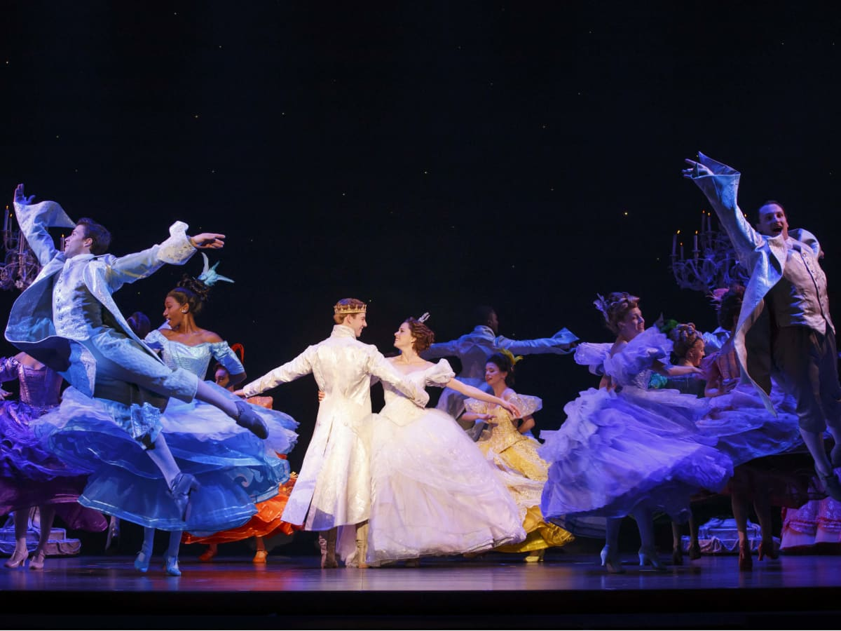 National tour of Cinderella