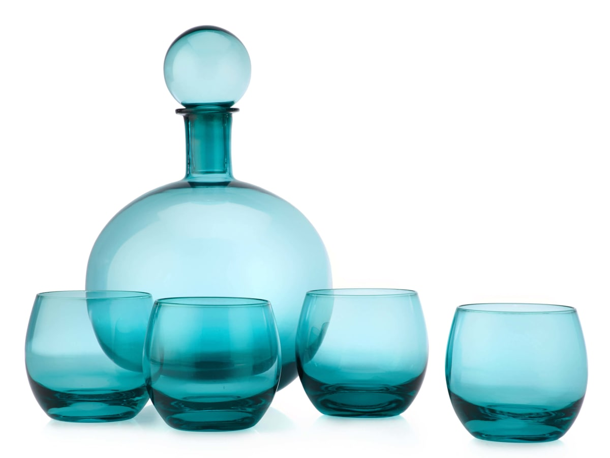Z Gallerie Decanter