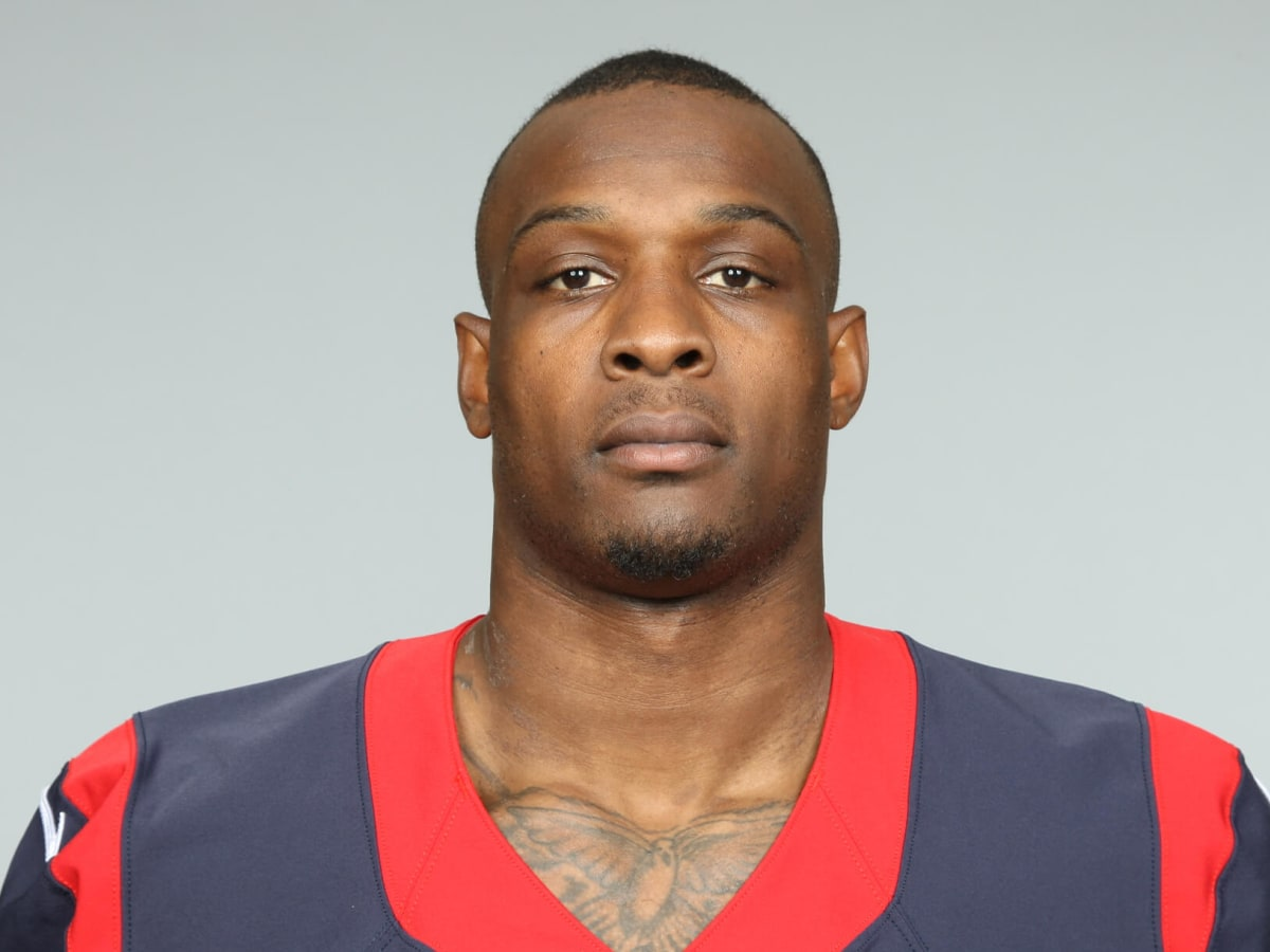 Houston Texans K.J. Dillon