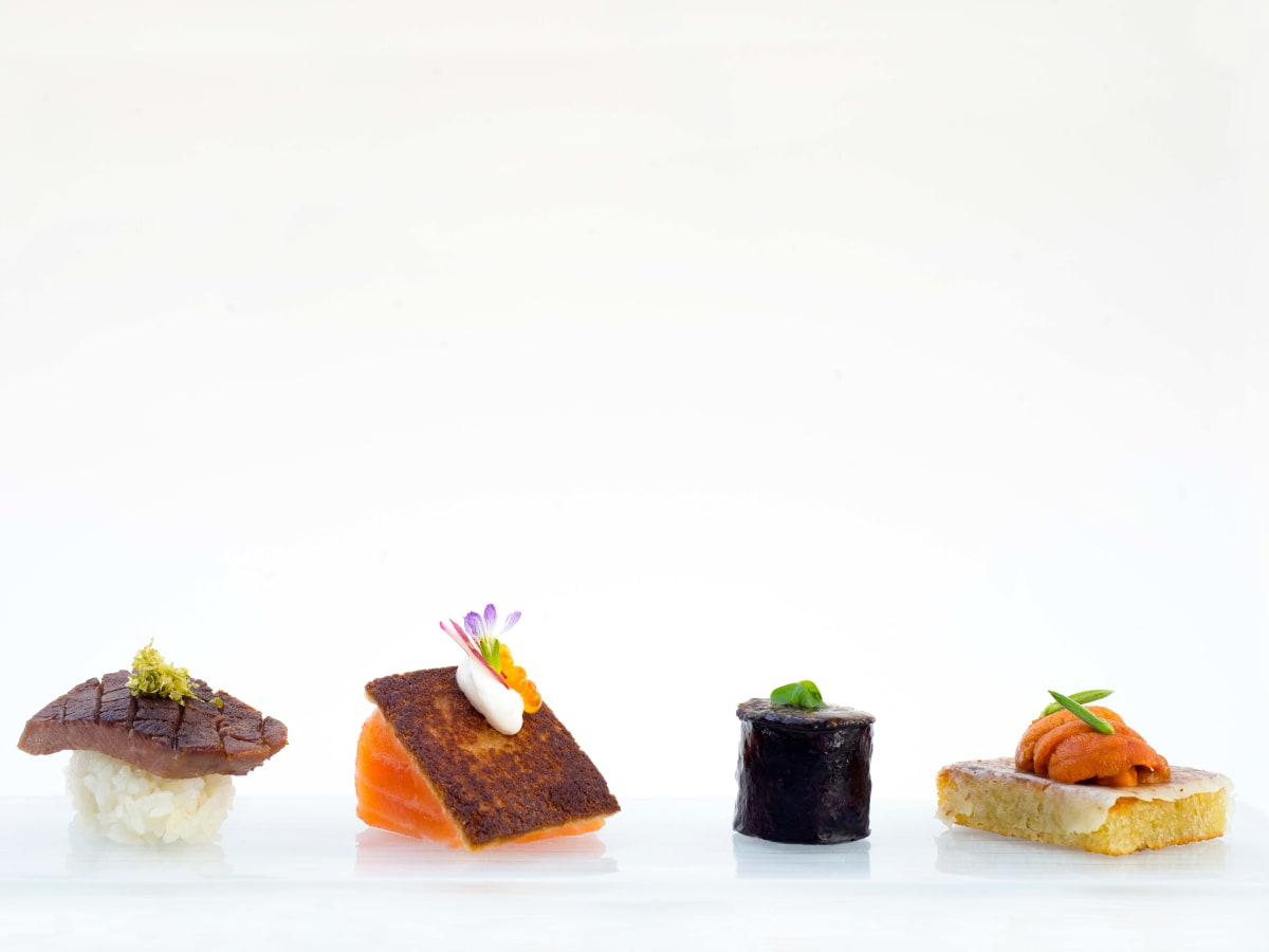 Kuneho restaurant perfect bites