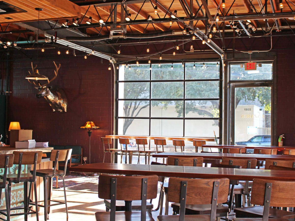 Lazarus Brewing Company brewery Austin