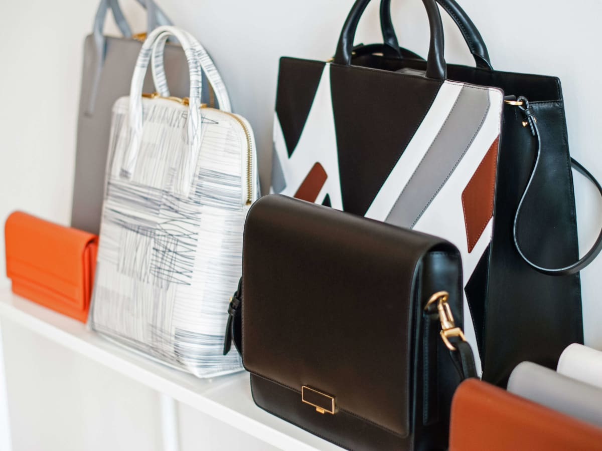 Sarah White Handbags