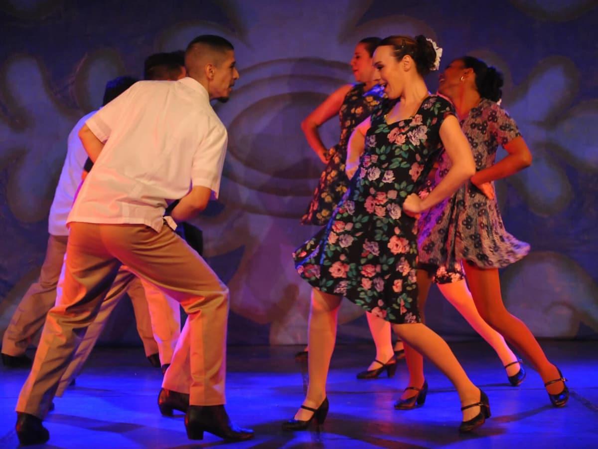 Santa Cruz Center for Culture Austin Aztlan Dance Company