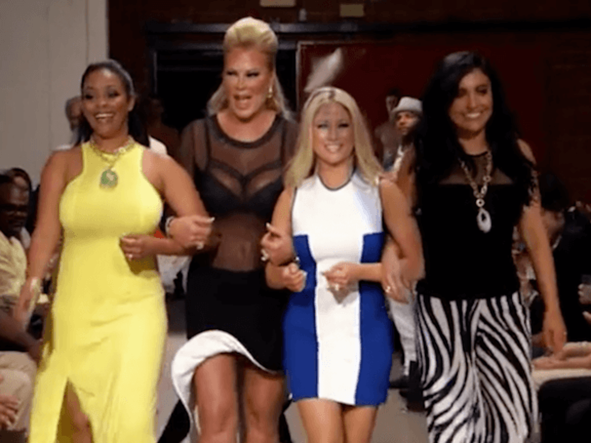 Married to Medicine Houston episode 9 fashion show, Theresa Roemer, Rachel, Ashandra