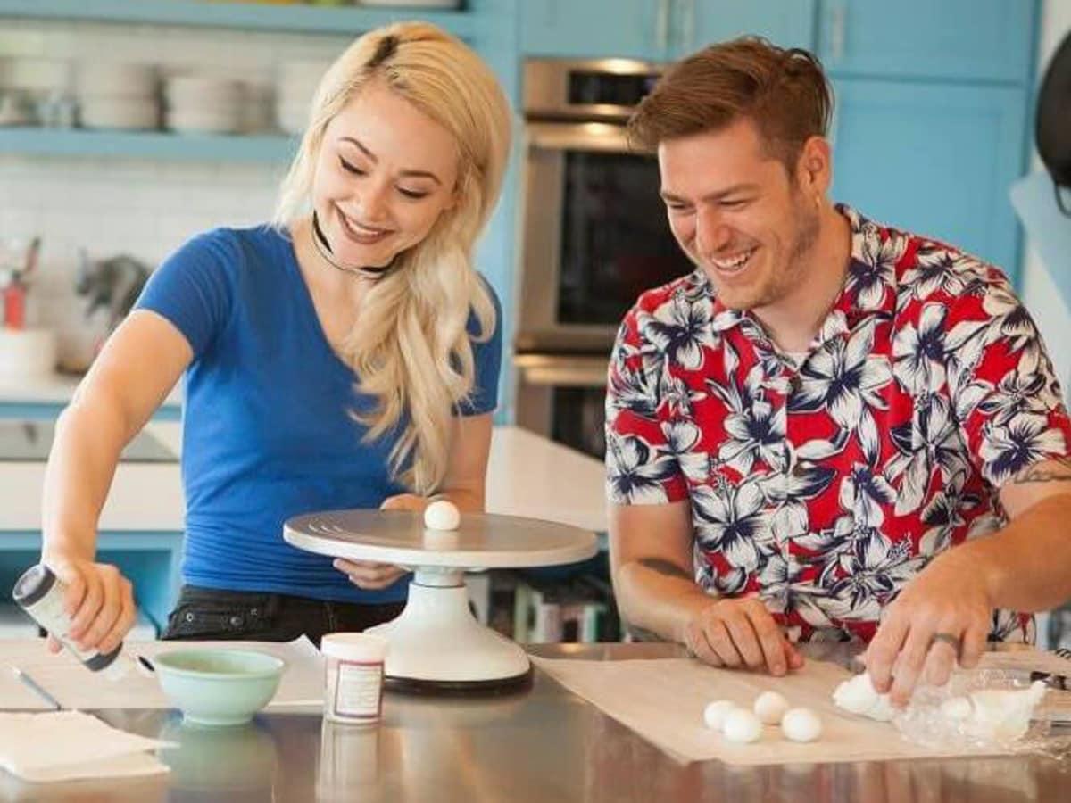 Sideserf Cake Studio Food Network Texas Cake House Natalie Dave