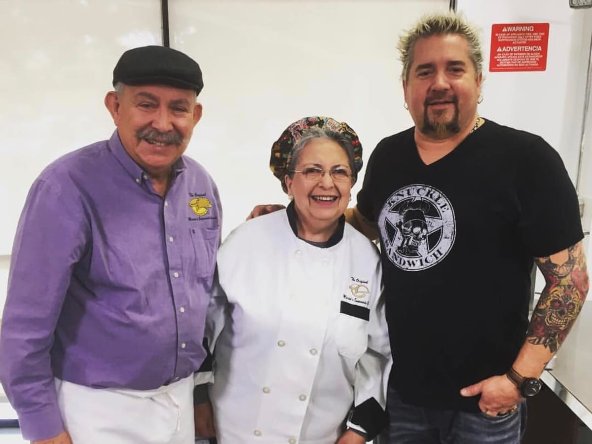 Guy Fieri Original Marini's Empanada House
