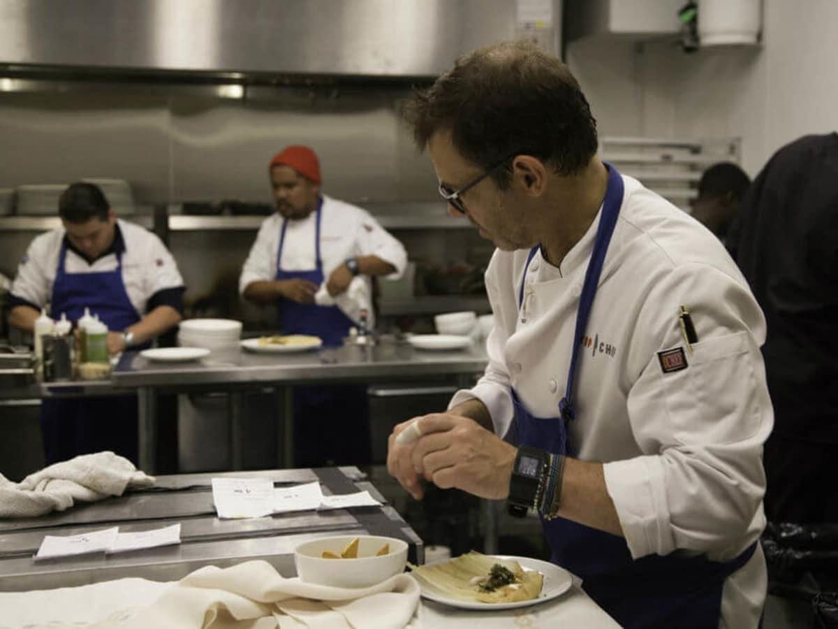 Top Chef, John Tesar