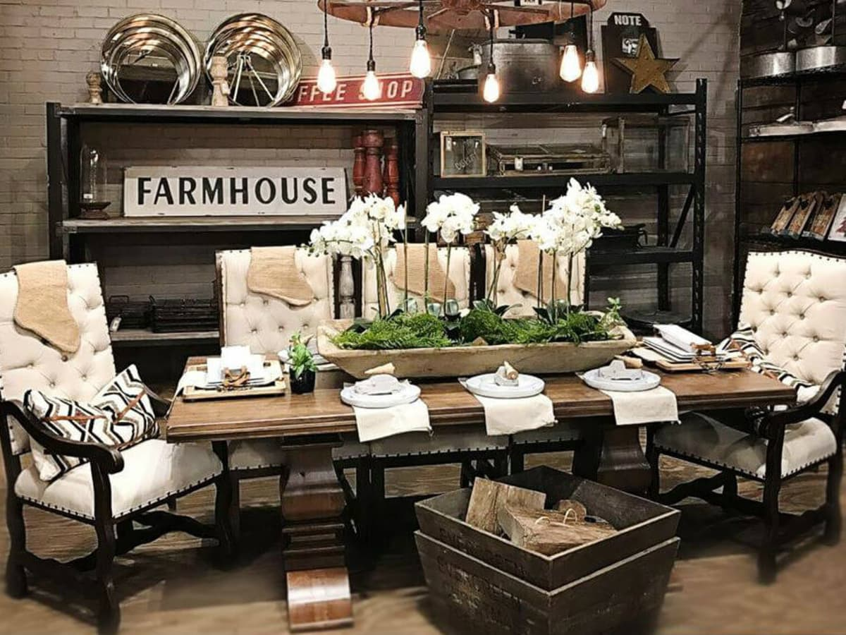 Urban Farmhouse Designs, Dallas Farmers Market
