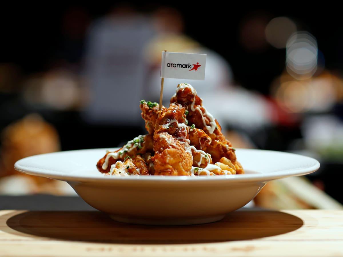 Houston, Super Bowl LI Food Menu, Jan 2017, Atlanta Fried Chicken Stak