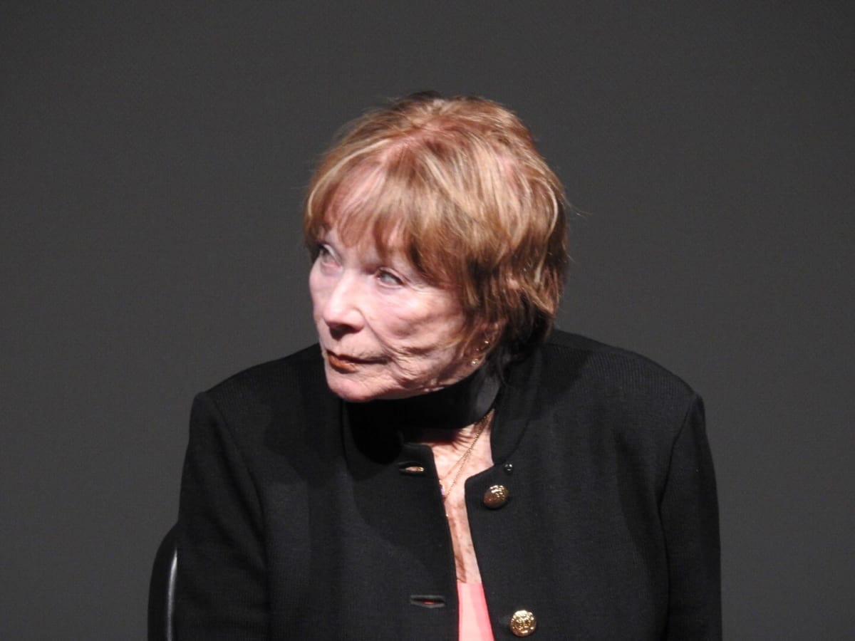 Shirley MacLaine at Sundance Film Festival 2017