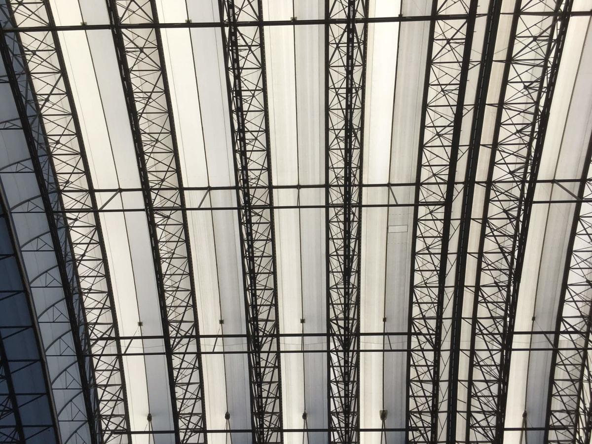 NRG Stadium roof Super Bowl