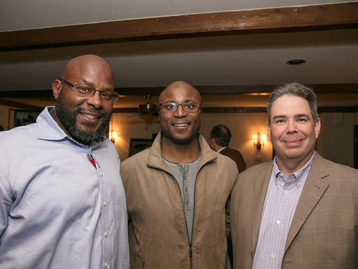 Big Game Party, Qadry Ismail, Henry Thomas, Craig Larson