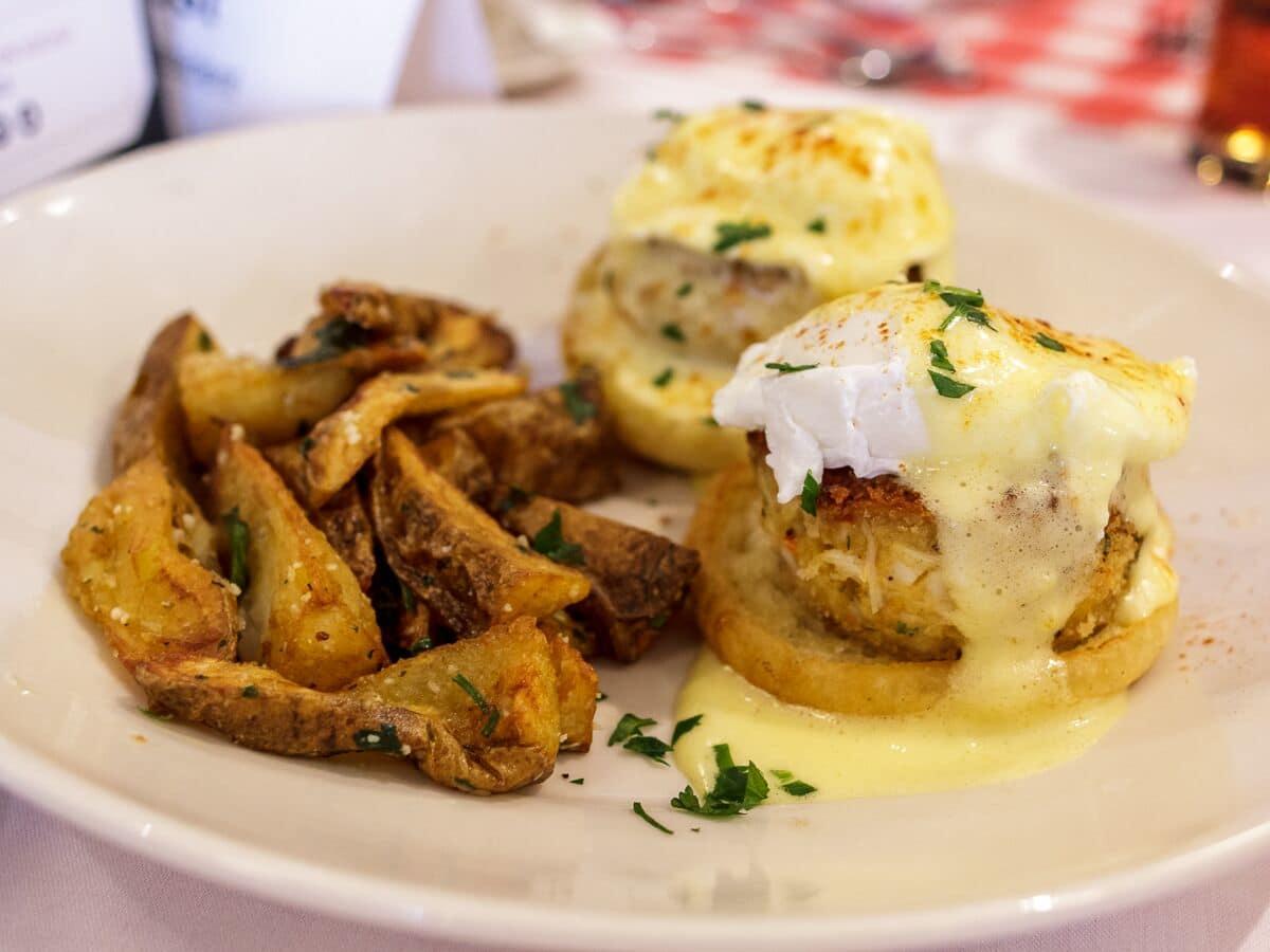 Maggiano's brunch