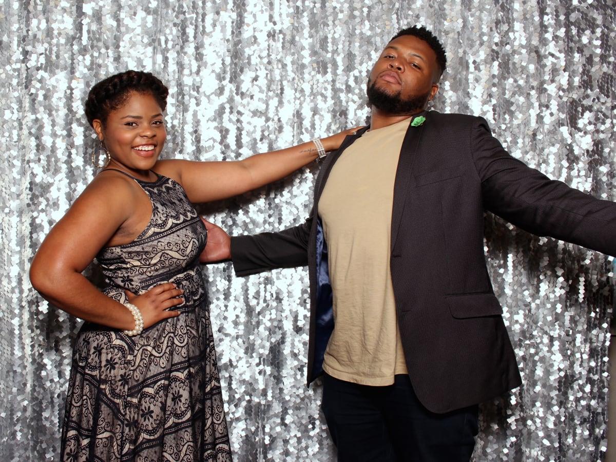 Houston, Big Brothers Big Sisters YP The Big Prom, Feb 2017, Faith Brooks, Myron Brooks