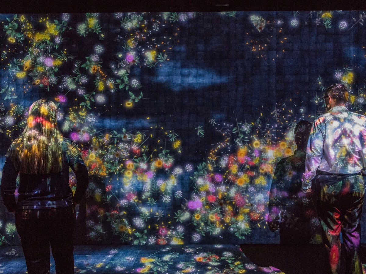 Moody Center-teamLab