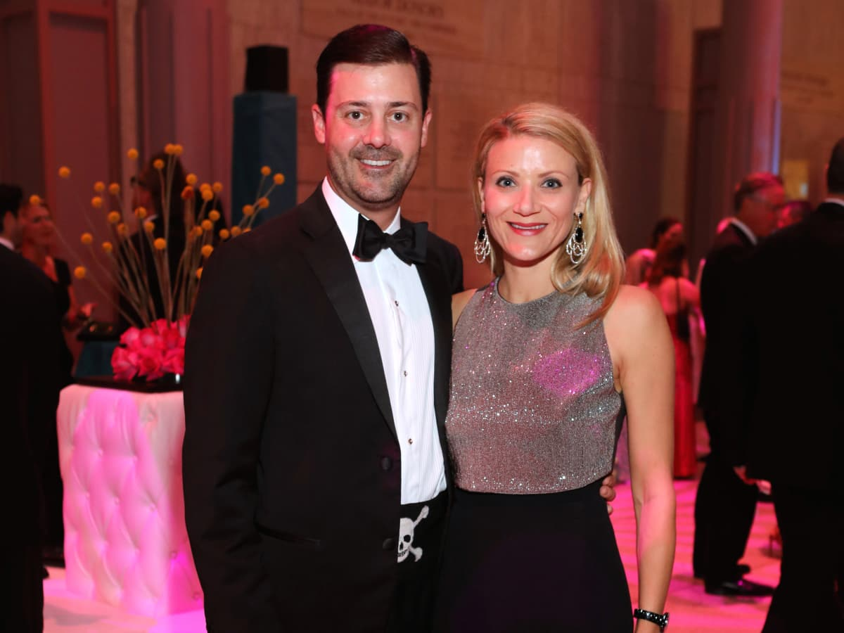 Houston, HMNS Big Bang Ball, March 2017, Ernie Cockrell, Stephanie Cockrell