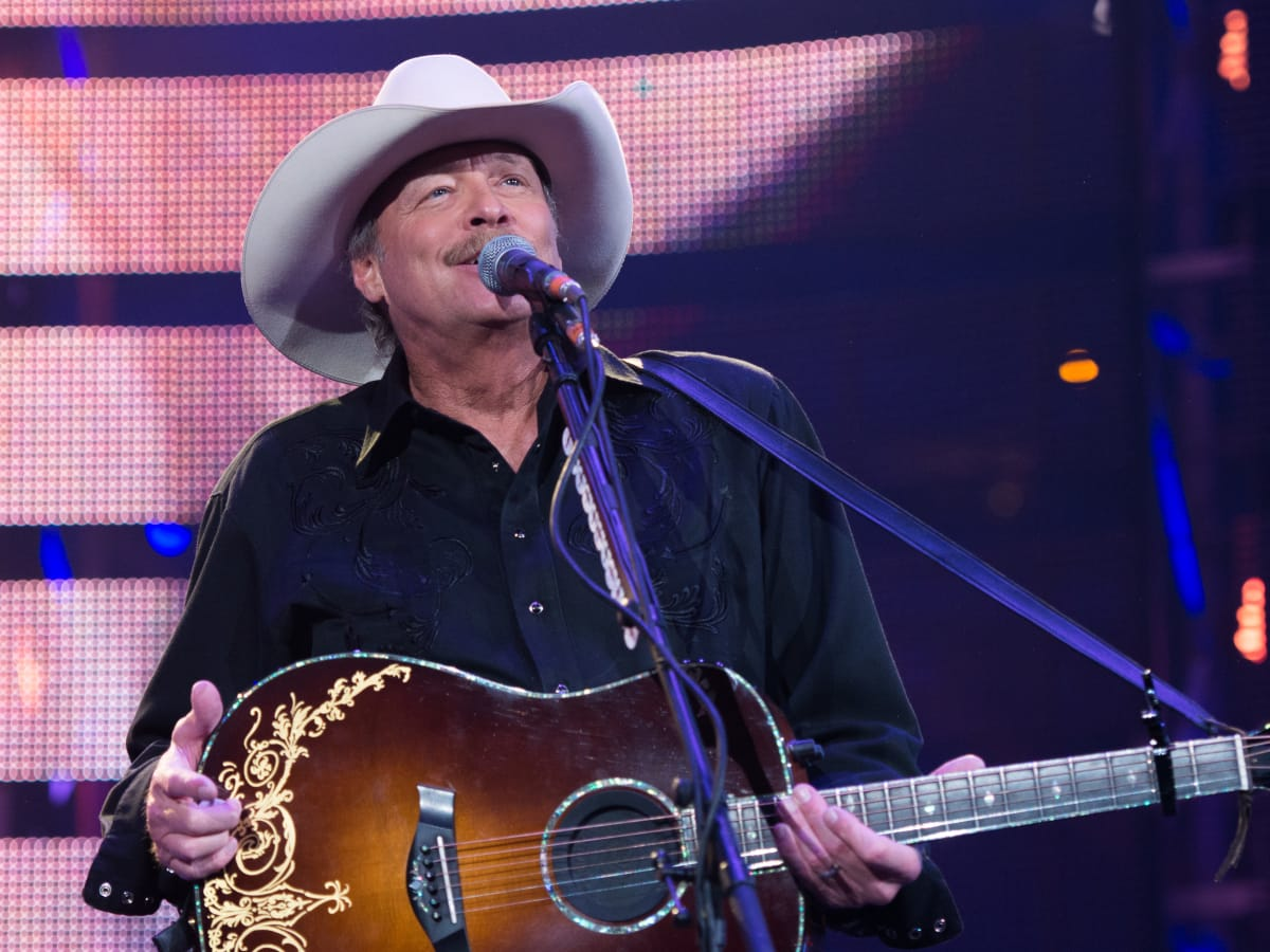 Alan Jackson at Houston Livestock Show and Rodeo