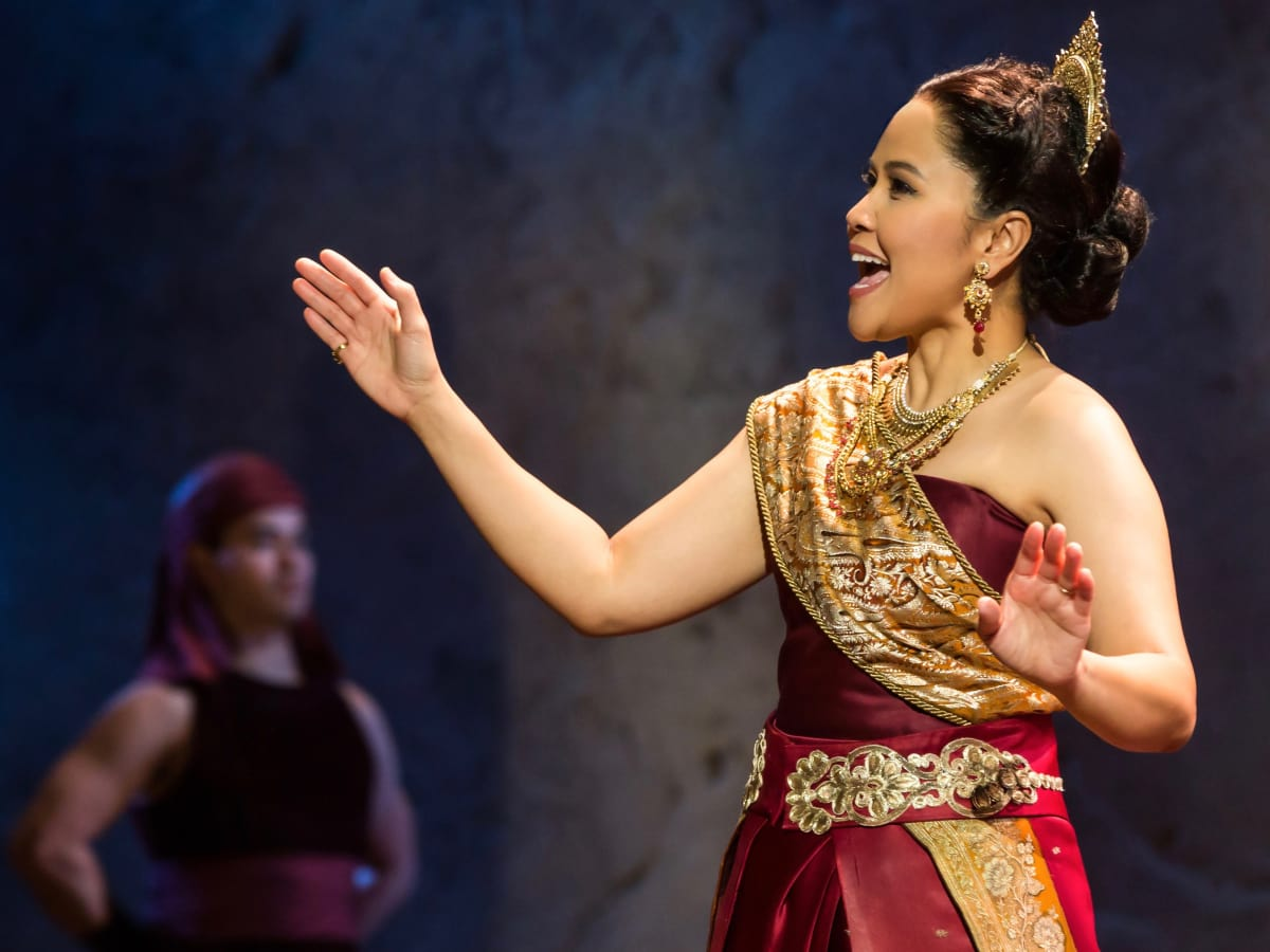 King and I-Joan Almedilla as Lady Thiang