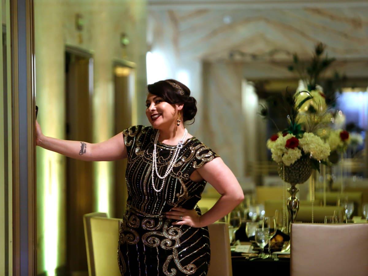"Jacqueline Altobelli at the Ars Lyrica ""Roaring Twenties"" Gala"