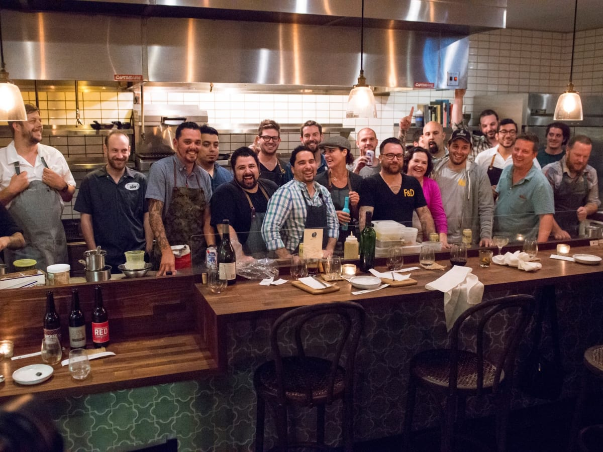 Indie Chefs Week Foreign & Domestic Austin