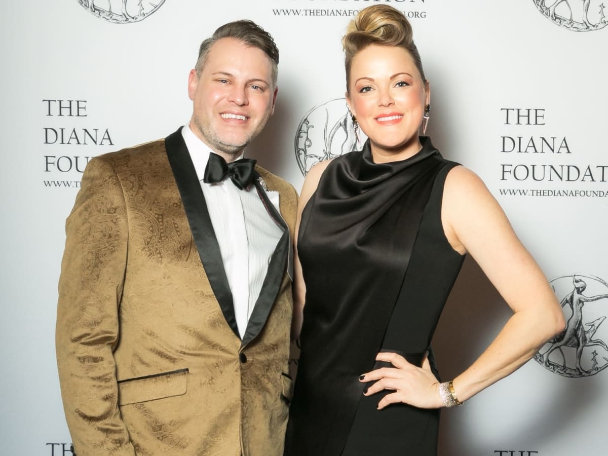 "Tanner Williams, ""Sharon Stone"" (Emily Jaschke) at Diana Awards cropped photo"
