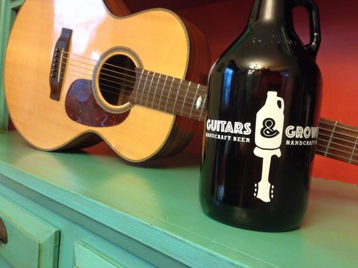 Guitars & Growlers