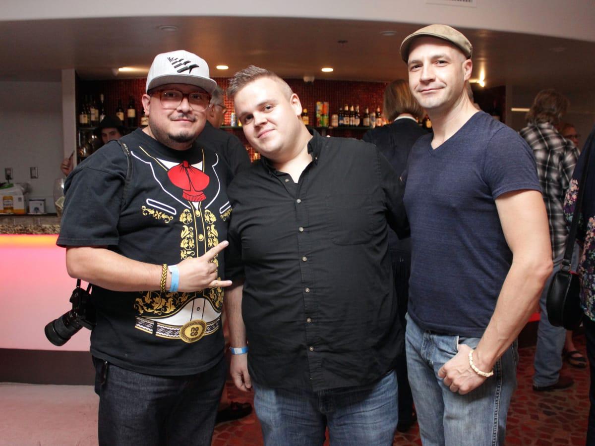 Houston, Mark C Austin Birthday Charity Concert, March 2017, Marco Torres, Carl Cramer, Anthony Rathbun