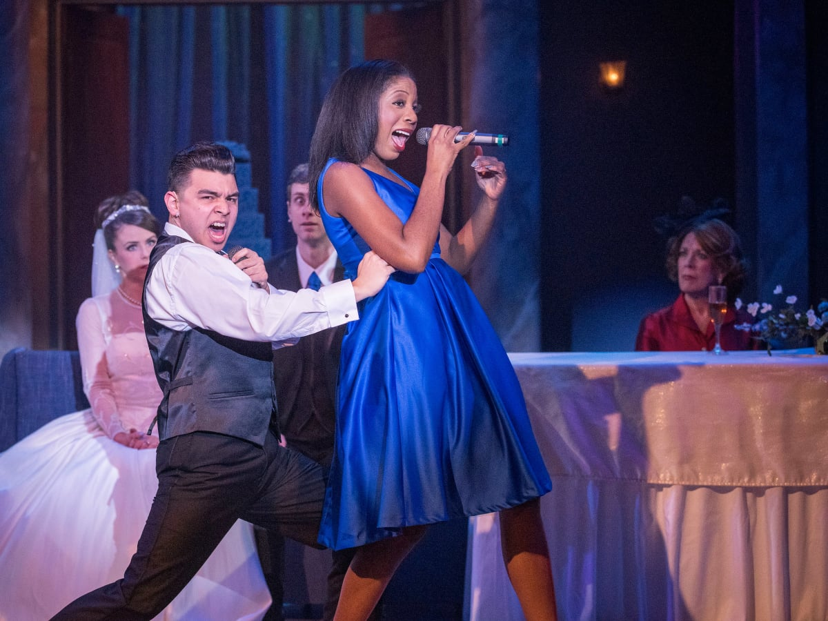 It Shoulda Been You at Uptown Players