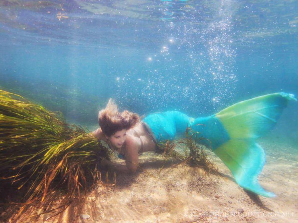 Sirenalia mermaid rental