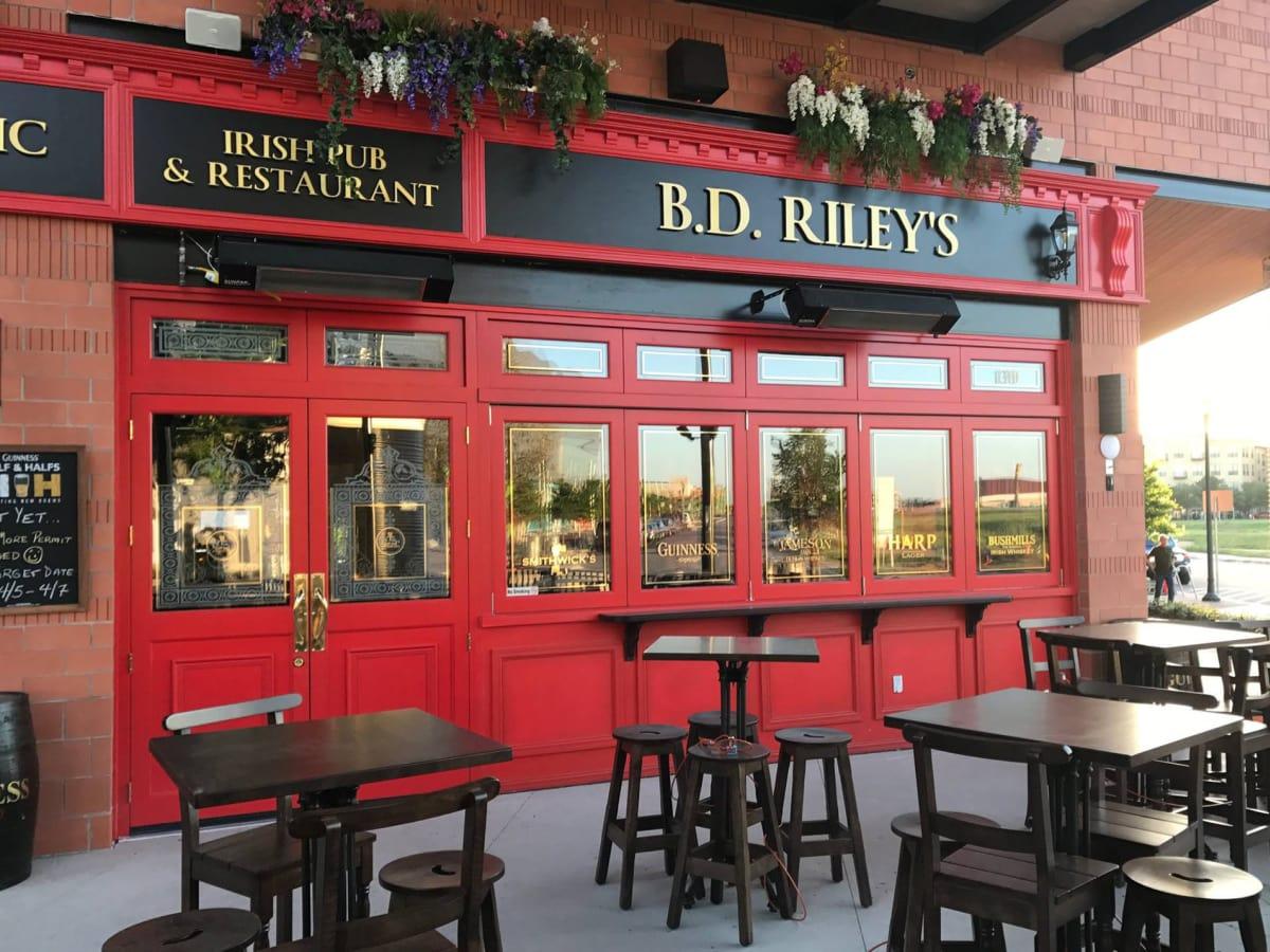 BD Riley's Irish Pub Mueller Aldrich Street