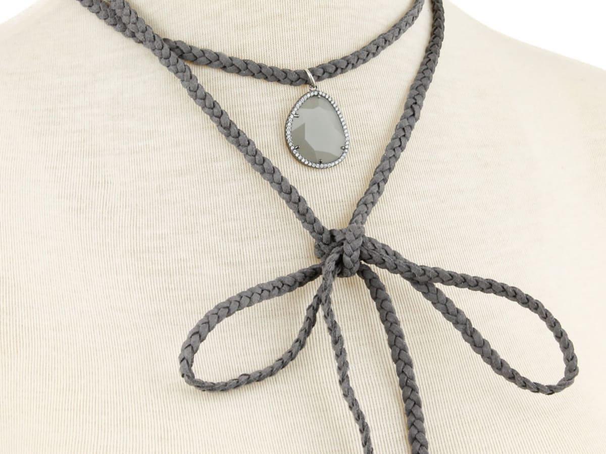 Aspire Acessories necklace at Elaine Turner