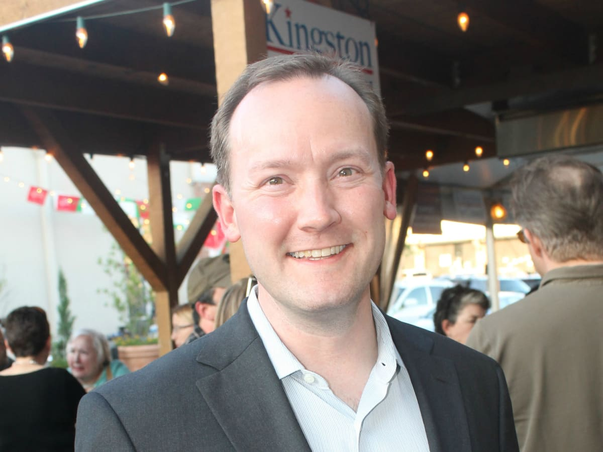 Dallas City Council member Philip Kingston
