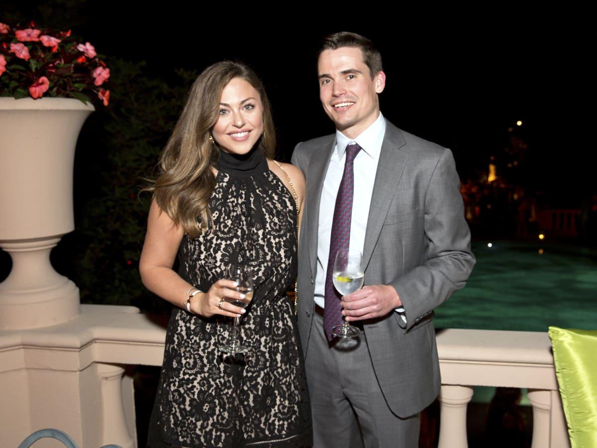 Houston, Rienzi Spring Party, April 2017, Lexi Sakowitz, Michael Marek
