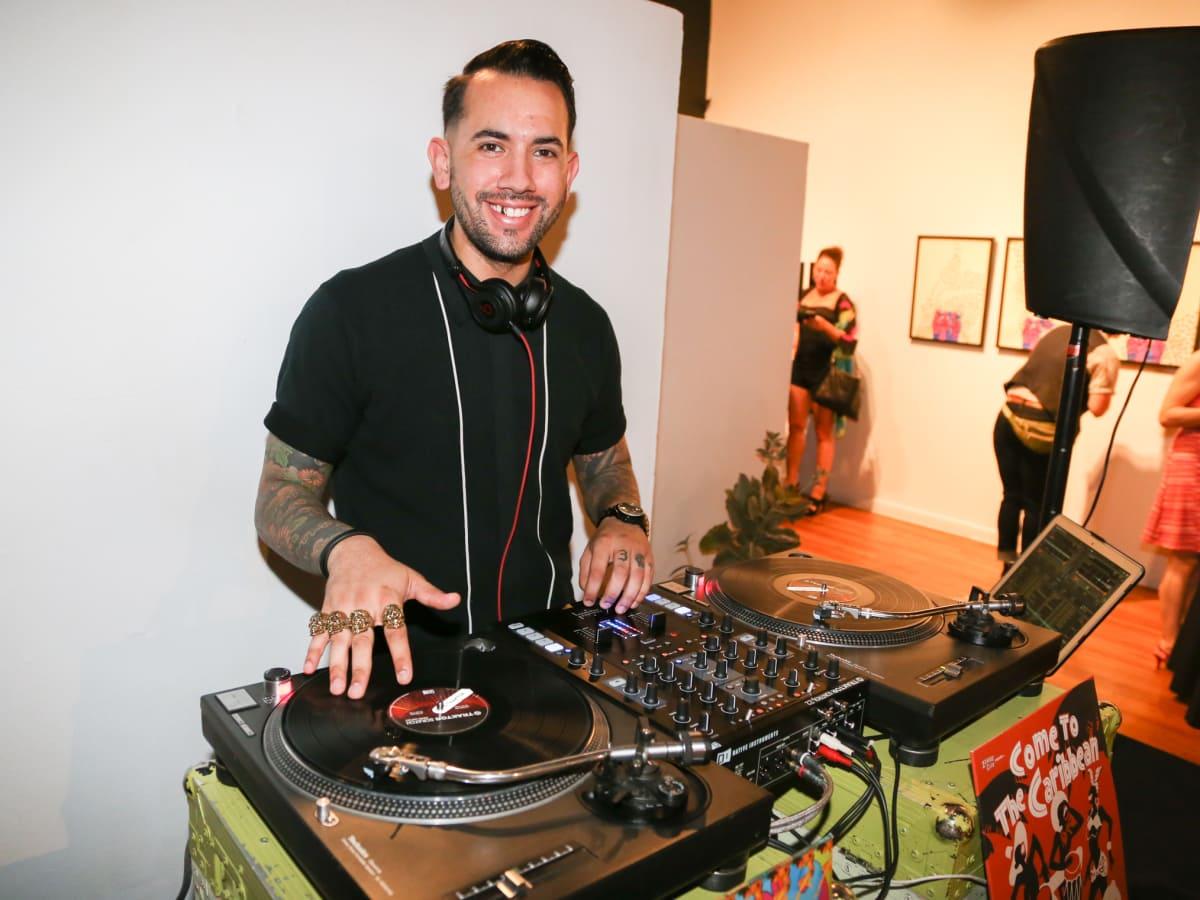 CultureMap Austin Art + Tequila at Mexic-Arte Museum DJ uLOVEi