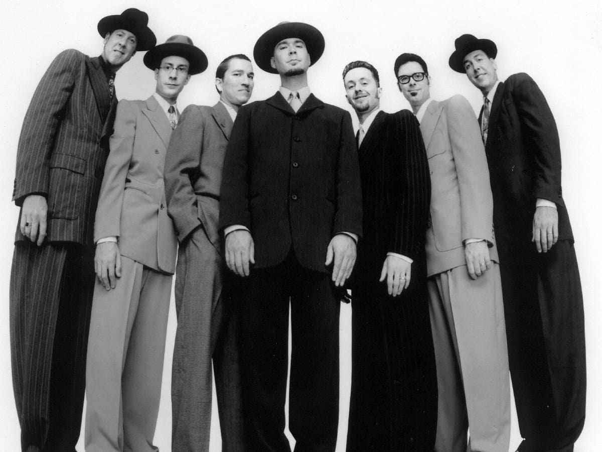 Big Bad Voodoo Daddy Band