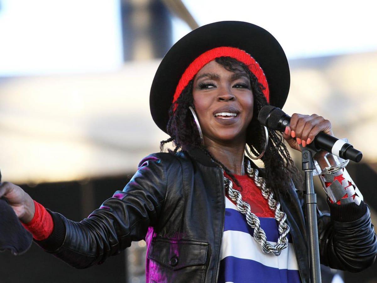 Free Press Summer Fest 2014 Lauryn Hill