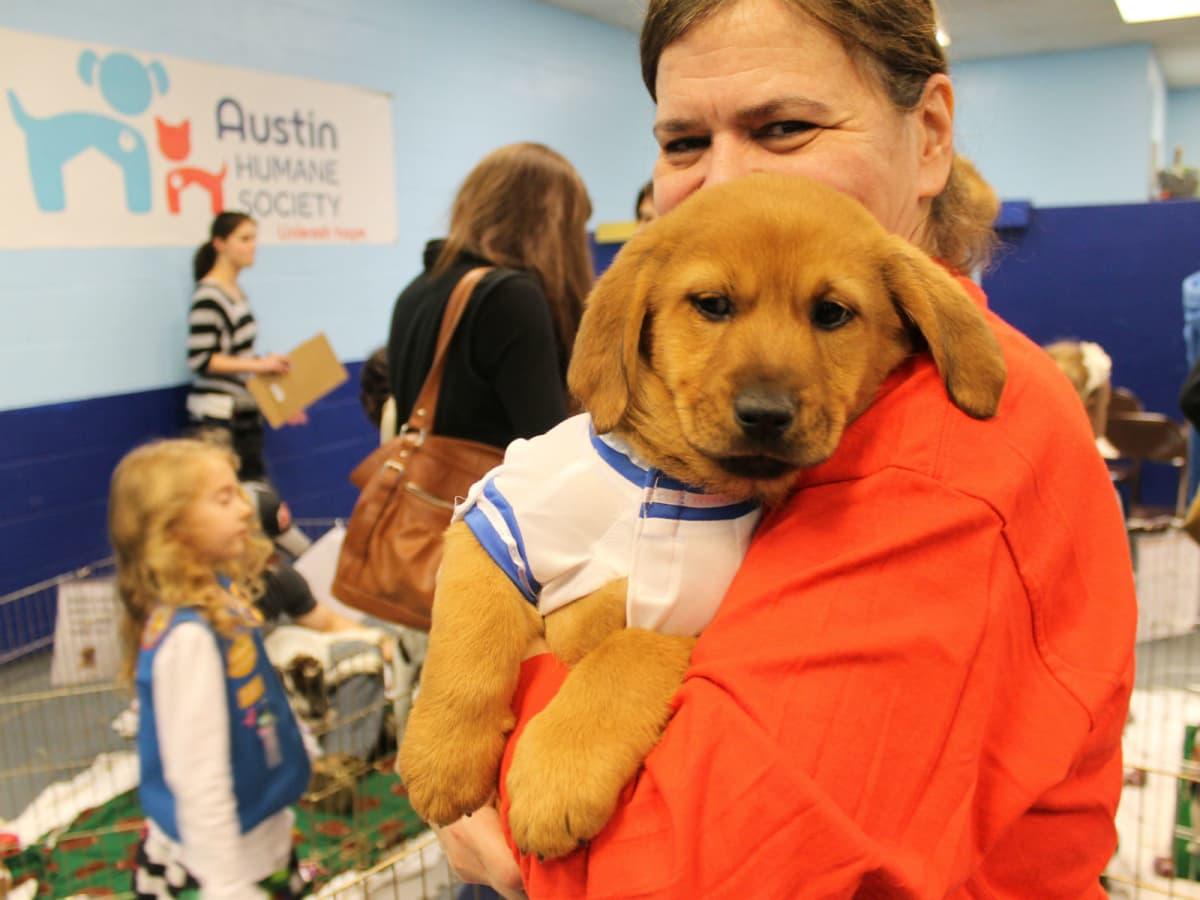 The Austin Humane Society's 9th Annual Puppy Bowl