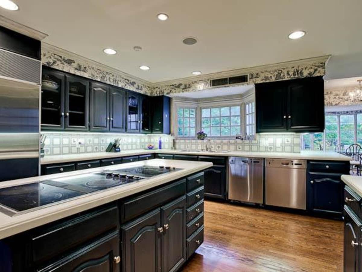 Kitchen of 9823 Preston Rd. in Dallas