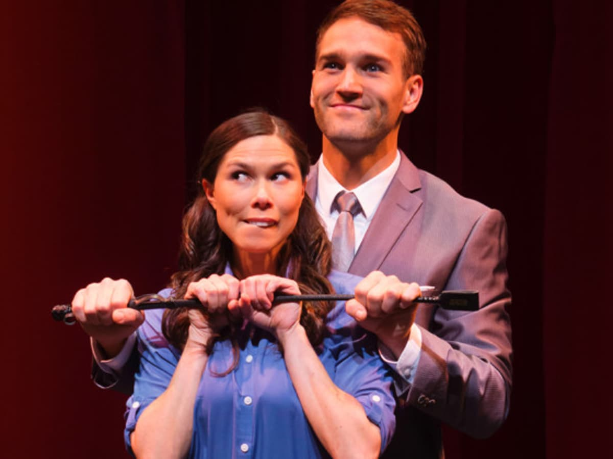 SPANK! the Fifty Shades of Grey parody musical