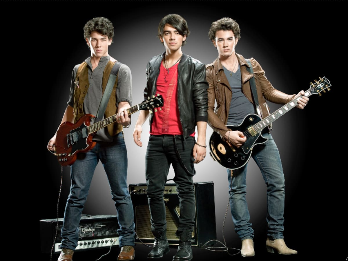 News_RodeoHouston 2010_Jonas Brothers
