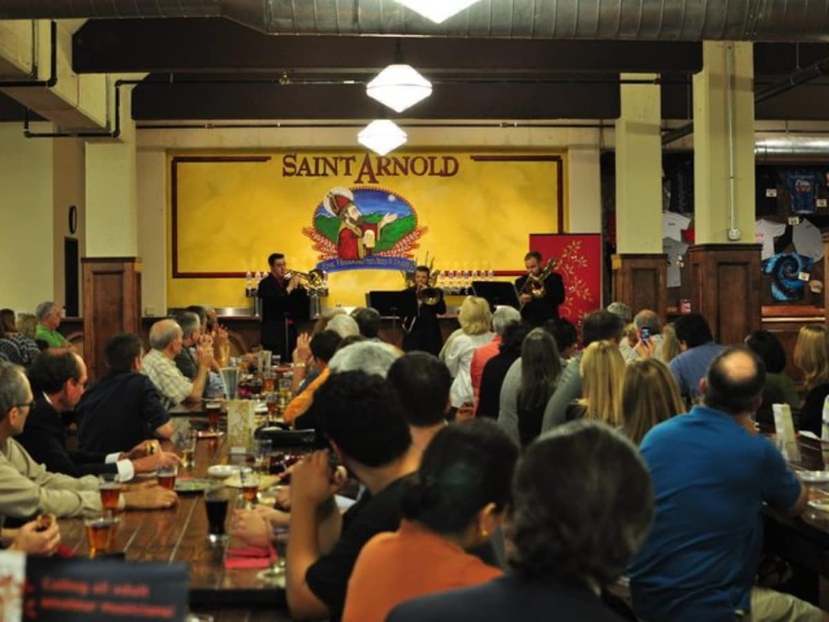 """River Oaks Chamber Orchestra presents """"Beer and Brass"""""""