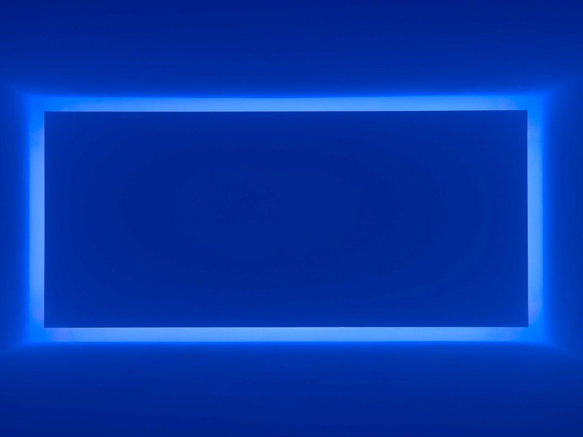 MFAH James Turrell The Light Inside June 2013 Rondo Blue