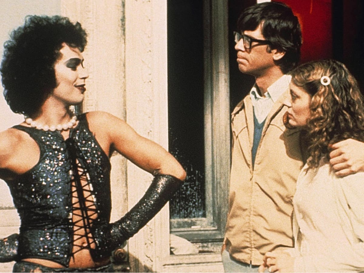 Rocky Horror Picture Show with Tim Curry